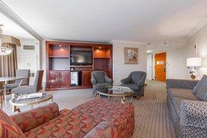 Suite - Marriott Hotel Rancho Cordova