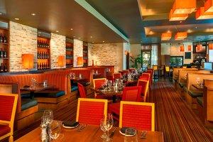 Restaurant - Marriott Hotel Rancho Cordova