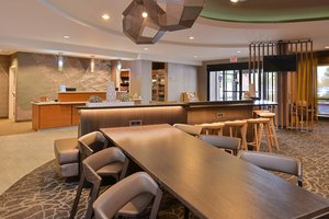 Lobby - SpringHill Suites by Marriott Roseville