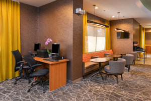 Conference Area - SpringHill Suites by Marriott Roseville