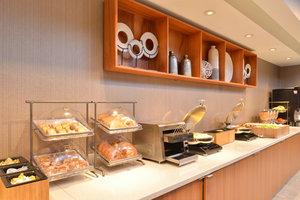 Restaurant - SpringHill Suites by Marriott Roseville