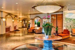 Lobby - Marriott Hotel Rancho Cordova