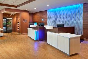 Lobby - Fairfield Inn & Suites by Marriott Niagara Falls