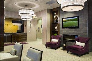 Lobby - Ambassador Hotel Wichita