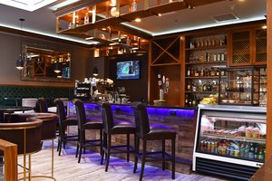 Restaurant - Delta Hotel by Marriott East Indianapolis