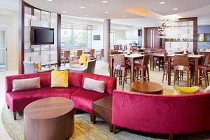 Lobby - SpringHill Suites by Marriott Carle Place