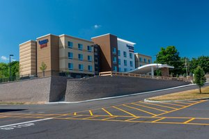Exterior view - Fairfield Inn & Suites by Marriott Finger Lakes Geneva