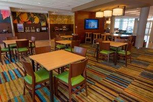 Restaurant - Fairfield Inn & Suites by Marriott Finger Lakes Geneva