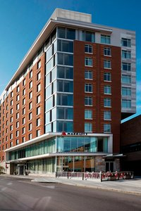 Exterior view - Ithaca Downtown Marriott Hotel on the Commons