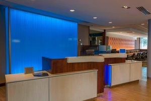 Lobby - Fairfield Inn & Suites by Marriott Finger Lakes Geneva