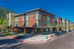 Exterior view - SpringHill Suites by Marriott Jackson Hole
