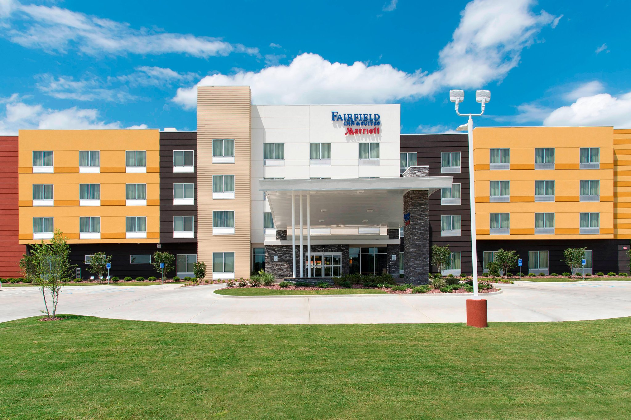 Fairfield Inn and Suites by Marriott Jackson Clinton