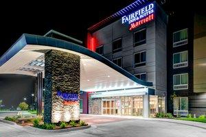 Exterior view - Fairfield Inn & Suites by Marriott at Eastwood Lansing