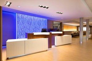 Lobby - Fairfield Inn & Suites by Marriott Lancaster