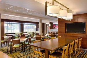 Restaurant - Fairfield Inn & Suites by Marriott Lancaster