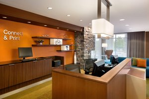 Conference Area - Fairfield Inn & Suites by Marriott Lancaster