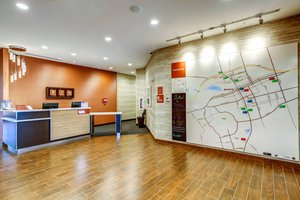 Map - TownePlace Suites by Marriott Big Spring