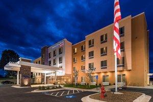 Exterior view - Fairfield Inn & Suites by Marriott Leavenworth