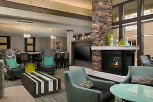 Lobby - Residence Inn by Marriott Legends Hotel Kansas City
