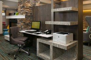 Conference Area - Residence Inn by Marriott Legends Hotel Kansas City