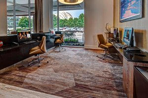 Conference Area - Residence Inn by Marriott Downtown Kansas City