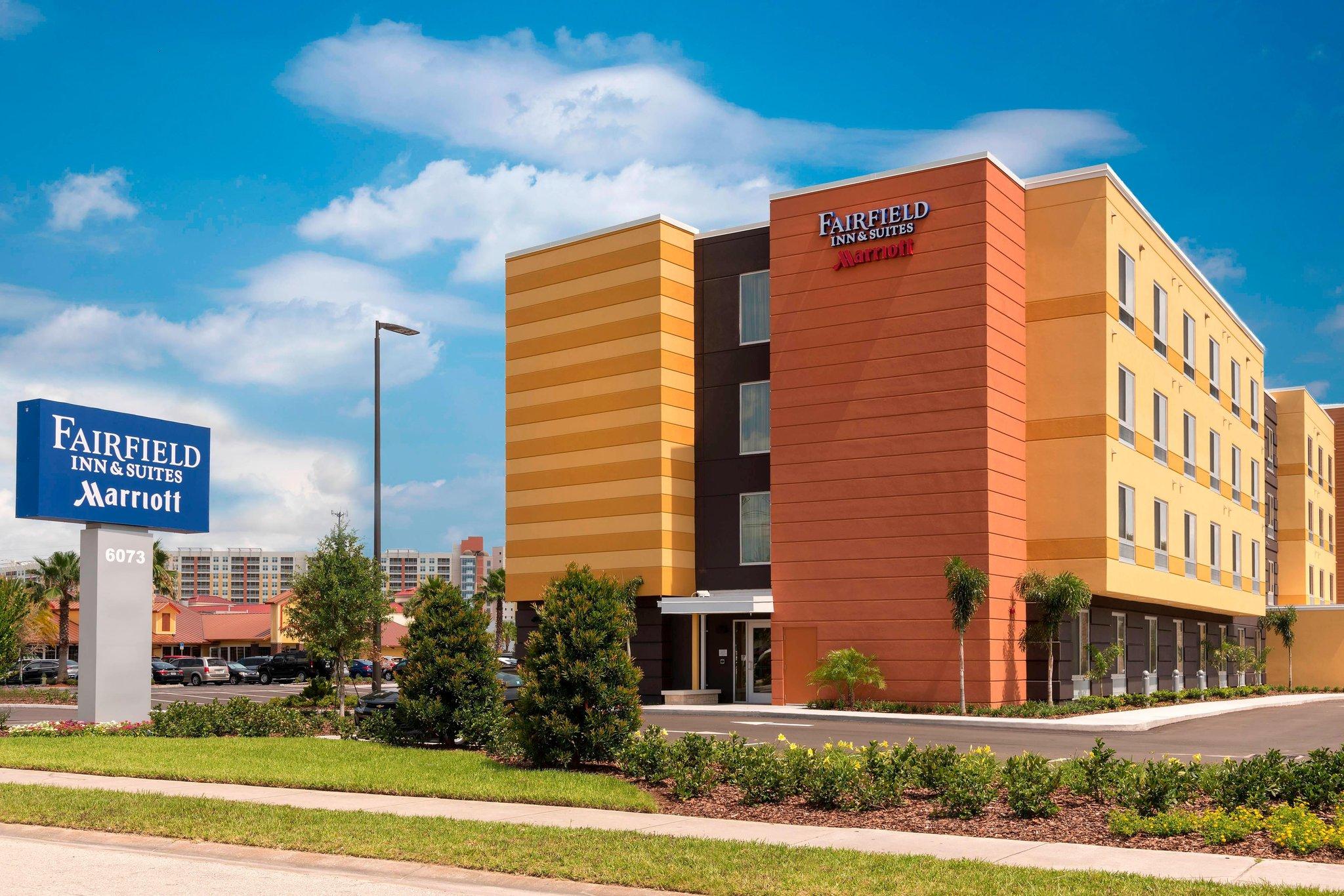Fairfield Inn and Suites by Marriott Orlando Kissimmee Celebration