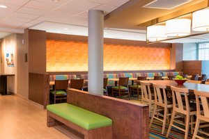 Restaurant - Fairfield Inn & Suites by Marriott Celebration Kissimmee