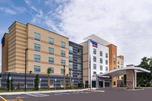 Exterior view - Fairfield Inn & Suites by Marriott East UCF Orlando