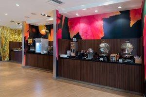 Restaurant - Fairfield Inn & Suites by Marriott East UCF Orlando