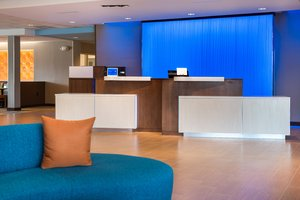 Lobby - Fairfield Inn & Suites by Marriott East UCF Orlando