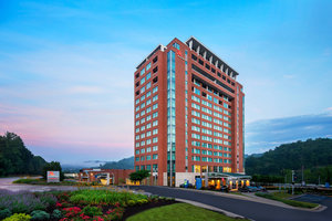 Exterior view - Morgantown Marriott at Waterfront Place Hotel
