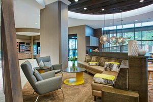 Lobby - SpringHill Suites by Marriott Downtown Milwaukee