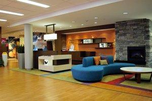 Lobby - Fairfield Inn & Suites by Marriott Stroudsburg