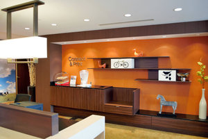 Conference Area - Fairfield Inn & Suites by Marriott Stroudsburg