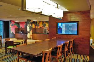 Restaurant - Fairfield Inn & Suites by Marriott Stroudsburg