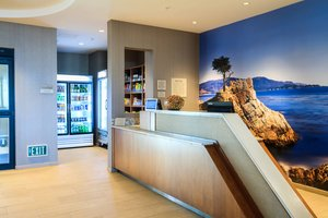 Lobby - SpringHill Suites by Marriott the Dunes on Monterey Bay Marina