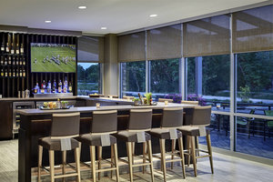 Restaurant - SpringHill Suites by Marriott the Dunes on Monterey Bay Marina