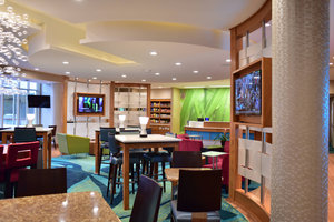 Lobby - SpringHill Suites by Marriott Wisconsin Dells
