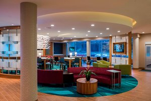 Bar - SpringHill Suites by Marriott Wisconsin Dells