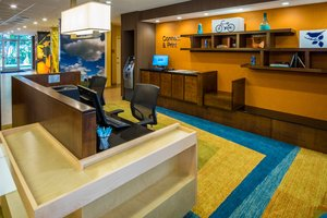 Conference Area - Fairfield Inn & Suites by Marriott Wisconsin Dells