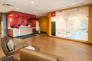 Map - TownePlace Suites by Marriott Mall of America Bloomington