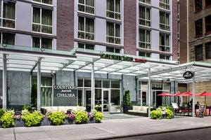 Exterior view - Courtyard by Marriott Hotel Chelsea New York