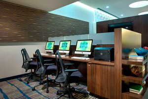 Conference Area - Courtyard by Marriott Hotel Chelsea New York