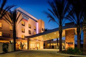Exterior view - Fairfield Inn & Suites by Marriott Tustin