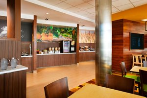 Restaurant - Fairfield Inn & Suites by Marriott Tustin