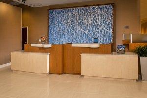 Lobby - Fairfield Inn & Suites by Marriott Washington