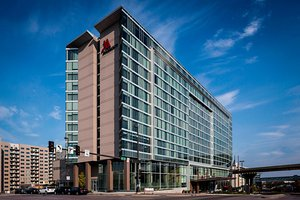Exterior view - Marriott Hotel Capitol District Downtown Omaha