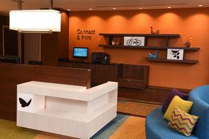 Conference Area - Fairfield Inn & Suites by Marriott West Omaha