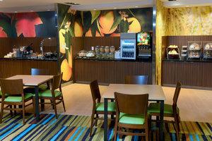 Restaurant - Fairfield Inn & Suites by Marriott West Omaha