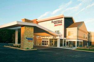 Exterior view - Fairfield Inn & Suites by Marriott West Chesapeake